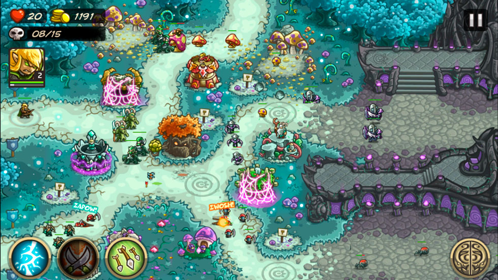 kingdom rush 3 origins