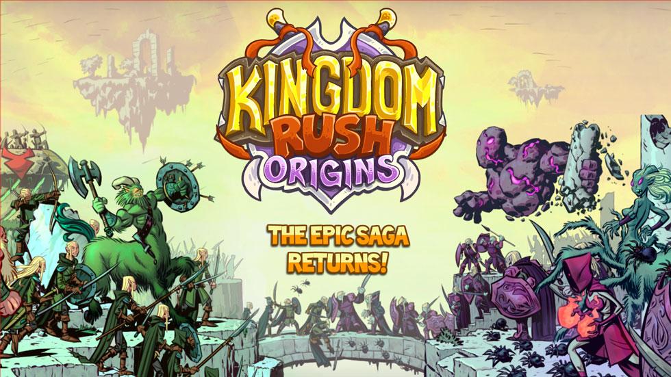 Kingdom Rush 3 Origins Tower Defense | Conisbrough Castle