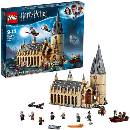 Harry Potter Lego Castle