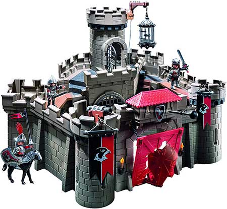 Playmobil Hawk Knights' Castle with Dungeon